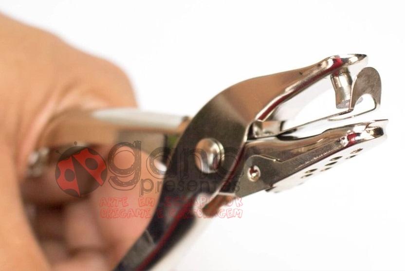 Alicate perfurador Circular 6mm - Furo simples Westpress