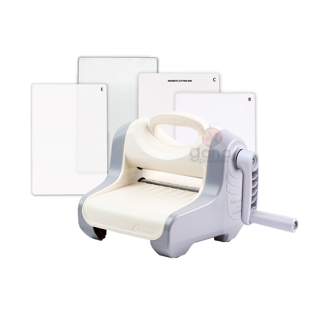 Maquina Para Corte E Relevo A5 -Sunlit - Emboss Cutting