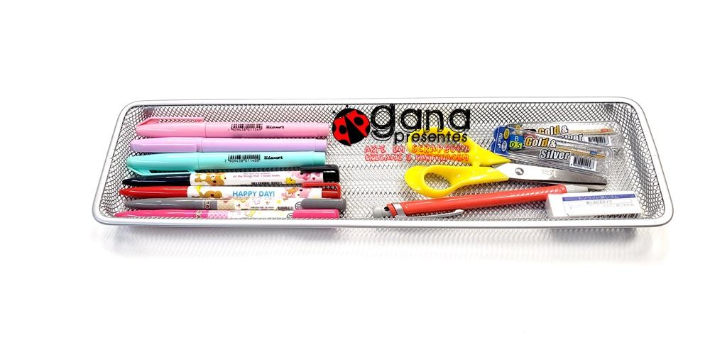 Organizador de Gaveta G 100100 - Preto ORG30 909205