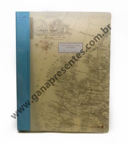Pasta Catalogo 40 folhas Mundi 50203-65203