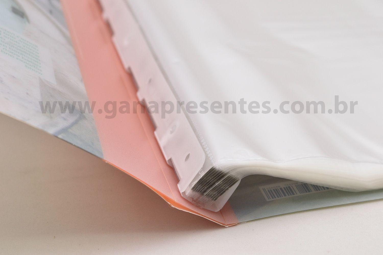 Pasta Catalogo 40 folhas Paisagem 50203-67488