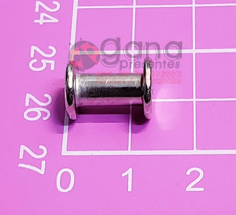 Pinos para álbuns de scrapbook Pino10 - 1cm 101020