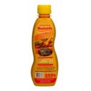 MOSTARDA BISNAGA 200 GR MARINAS DO PORTO - 7898099375818