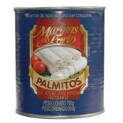 PALMITO LATA INTEIRO 500 GR MARINAS DO PORTO - 7898099370127