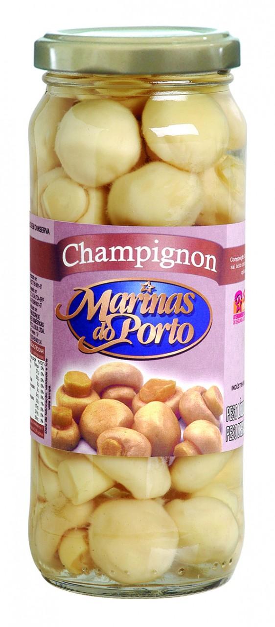 COGUMELO POTE 200 GR MARINAS DO PORTO - 7898099375587