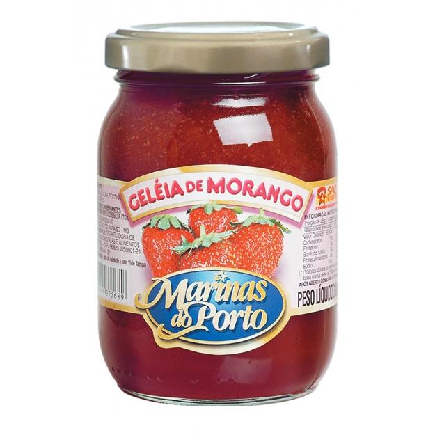 GELEIA MORANGO 310 GR MARINAS DO PORTO - 7898099375689