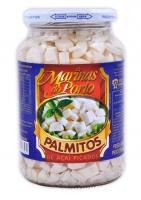 PALMITO PICADO 270 GR MARINAS DO PORTO - 7898099375474