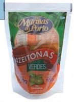 SACHET AZEITONA VERDE 100 GR MARINAS DO PORTO - 7898099375382