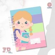 Agenda Escolar Meninas