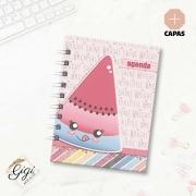 Agenda Permanente A6 - Candy Girls