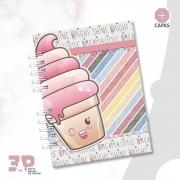 Agenda Permanente - Candy Girls