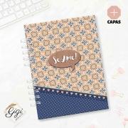 Caderno A5 - Ame-se