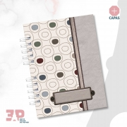 Caderno A5 - For Men