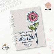 Caderno A5 - O Amor me Amou
