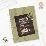 Caderno de Universitário - Panda
