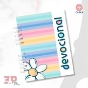 Caderno Devocional A5 - Devoção
