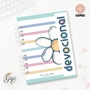 Caderno Devocional - Renascer