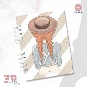 Caderno Universitário - Anne White