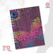 Caderno Universitário - Liberte-se