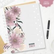 Floral 1003F - Agendas | Blocos | Cadernos