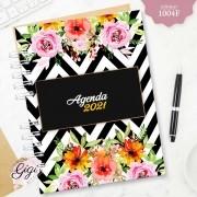 Floral 1004F - Agendas | Blocos | Cadernos