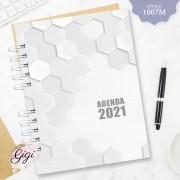 Hexágonos 1007M - Agendas | Blocos | Cadernos