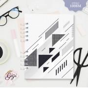 Triângulos 1008M - Agendas | Blocos | Cadernos