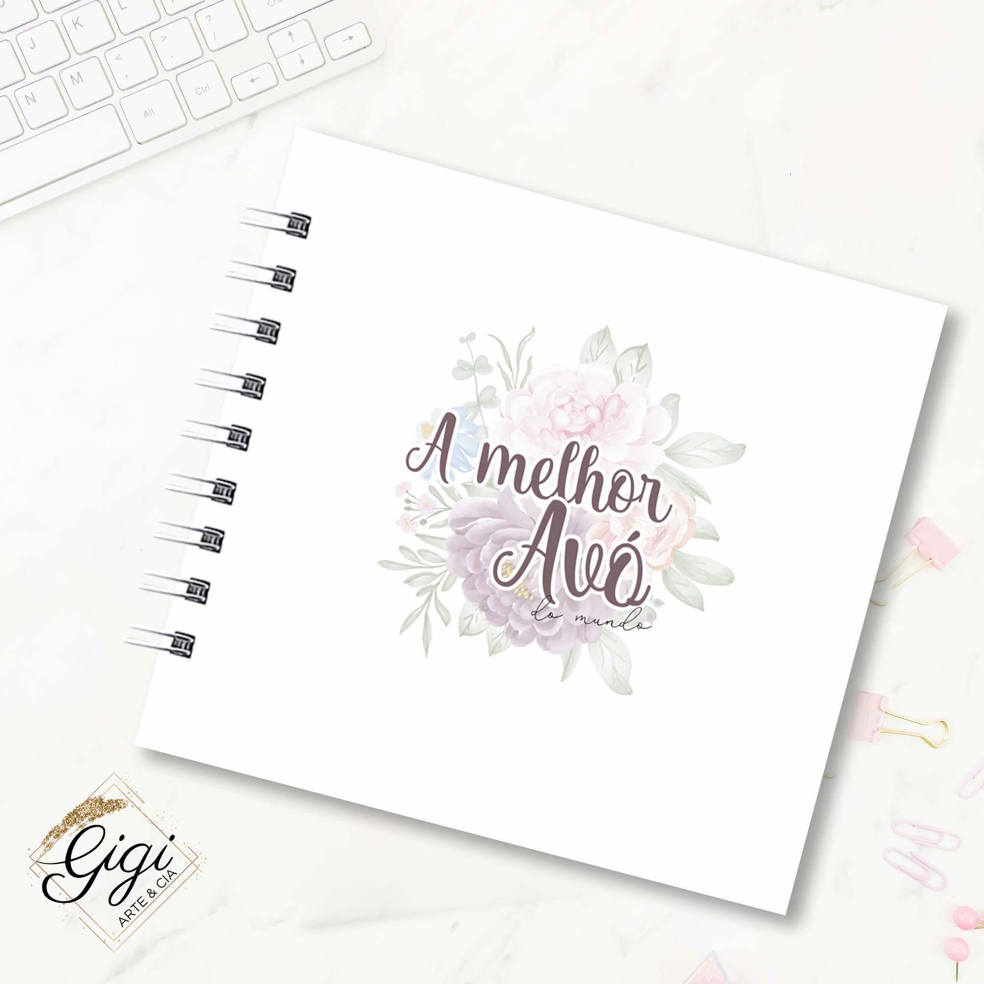 Álbum - A Melhor Vovó do Mundo  - Gigi Arte e Cia