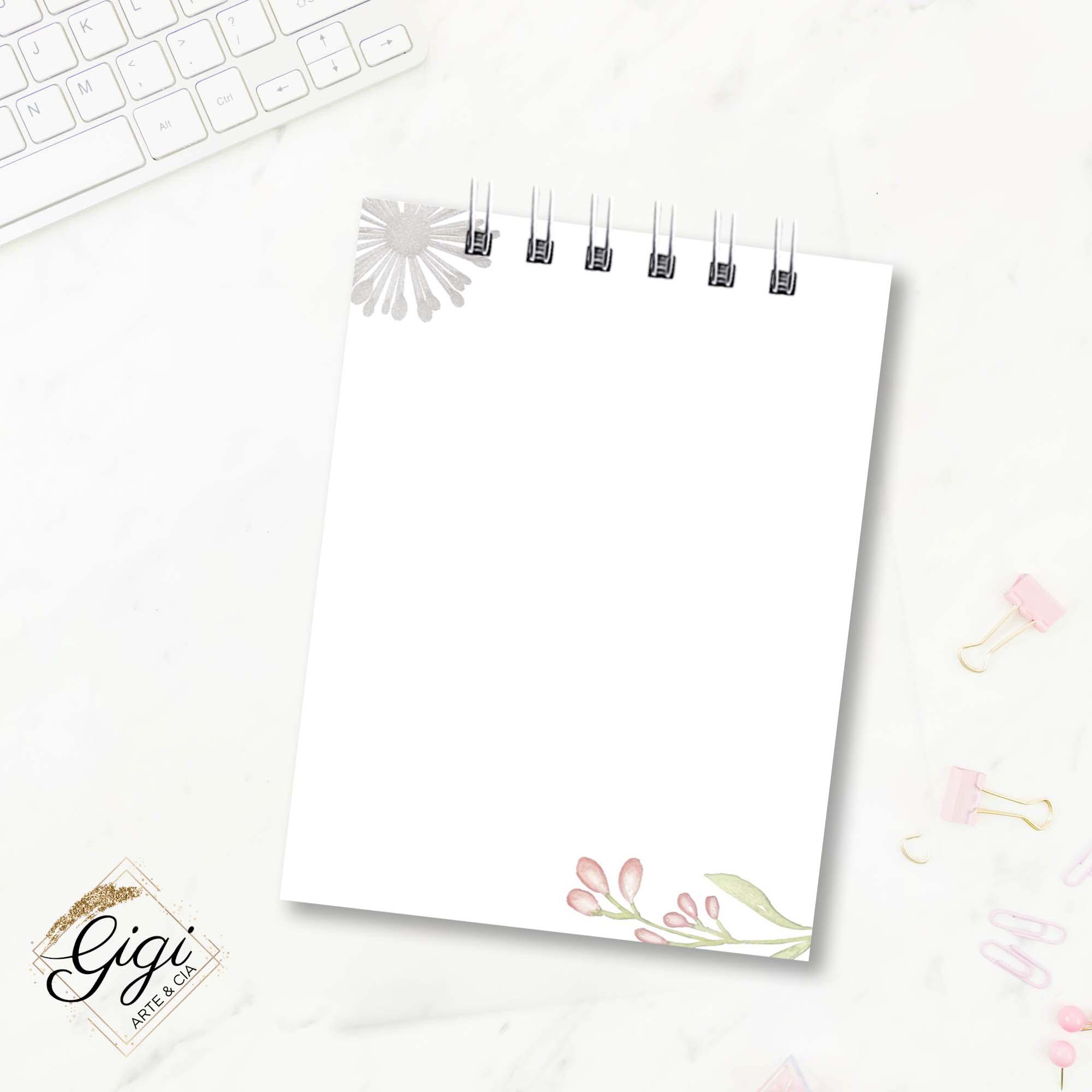 Bloco de Anotações - Panda  - Petit Palais de Papier