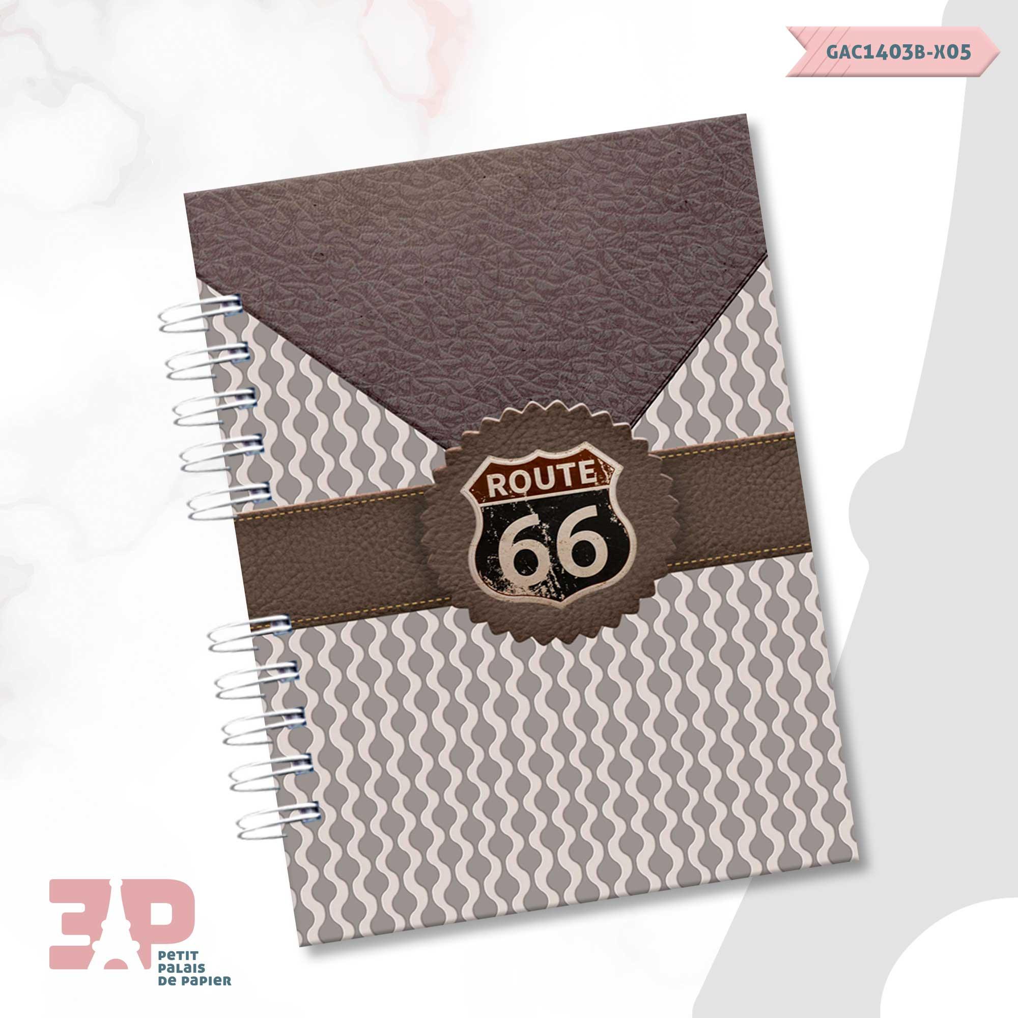 Caderno de Bebidas - For Men  - Petit Palais de Papier