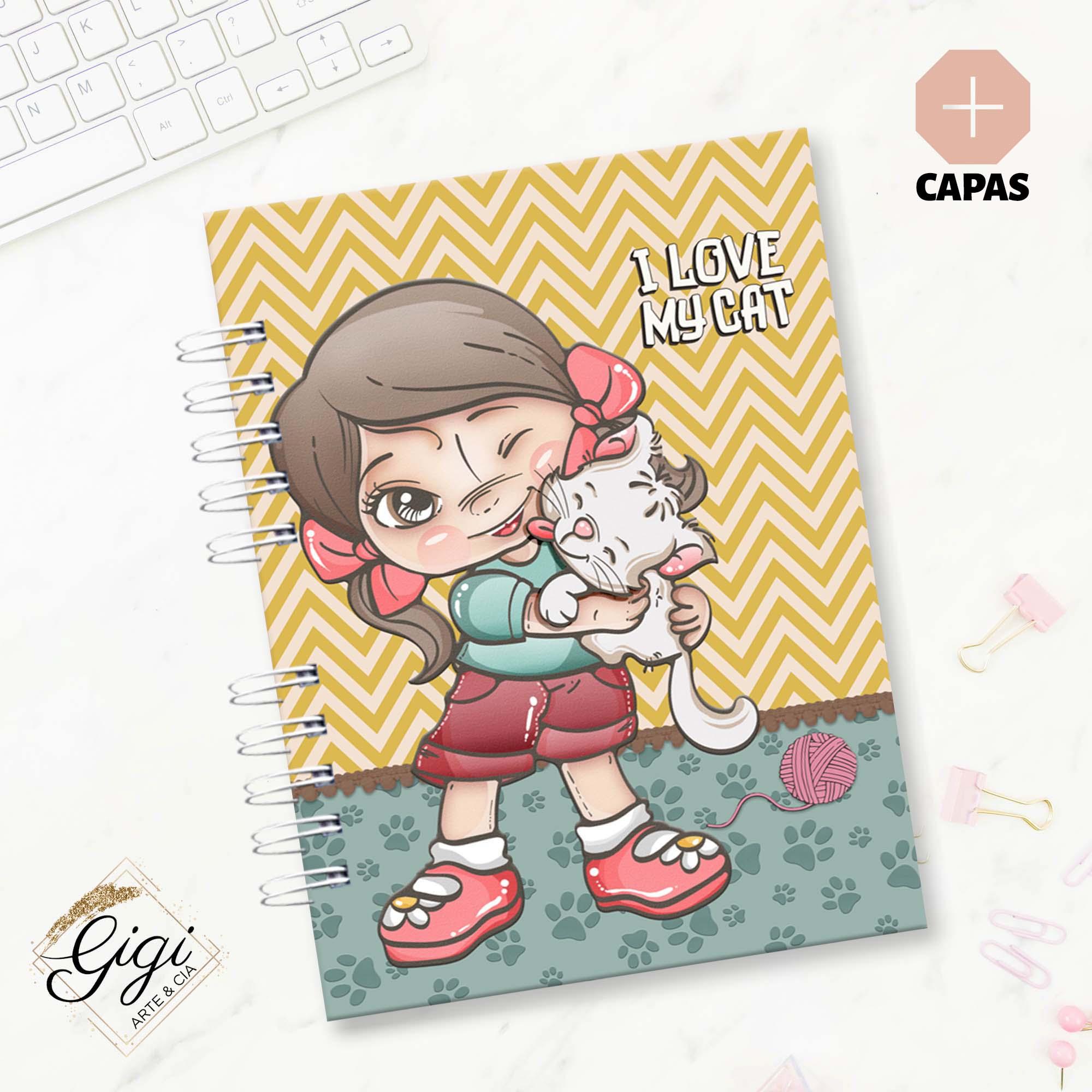 Diário Infantil - Pets  - Petit Palais de Papier