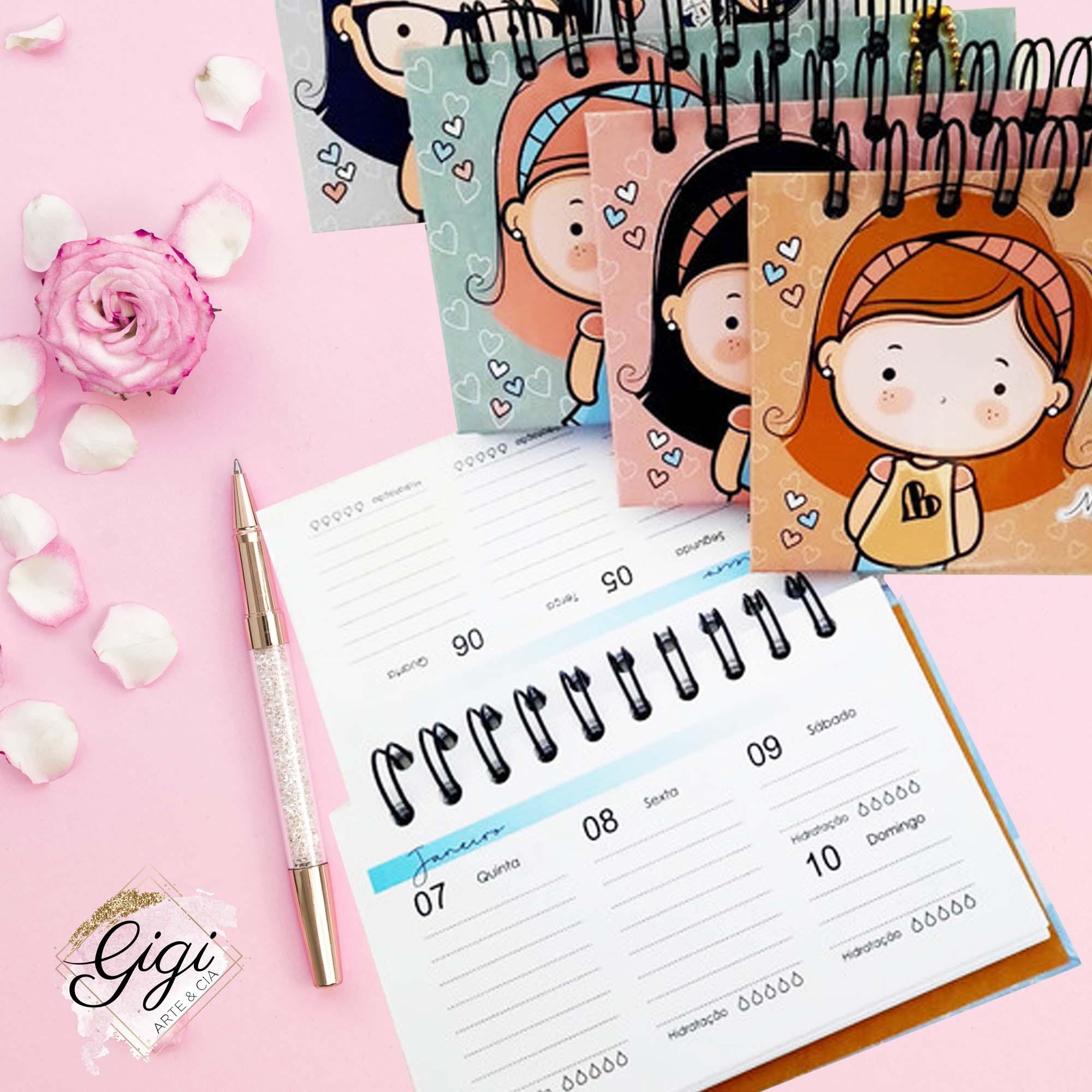 Mini Agenda  - Gigi Arte e Cia