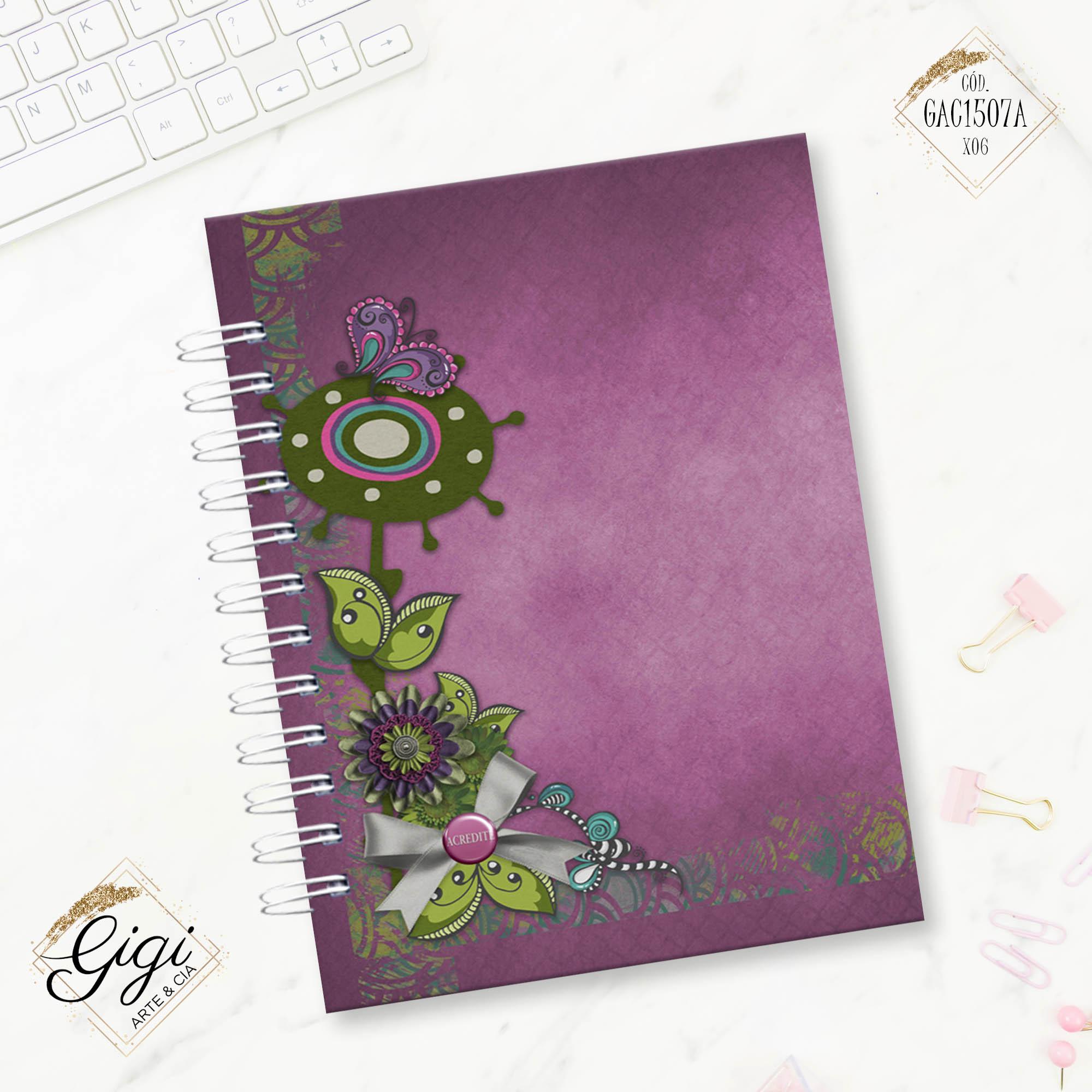 Planejador de Mesa - Liberte-se  - Gigi Arte e Cia