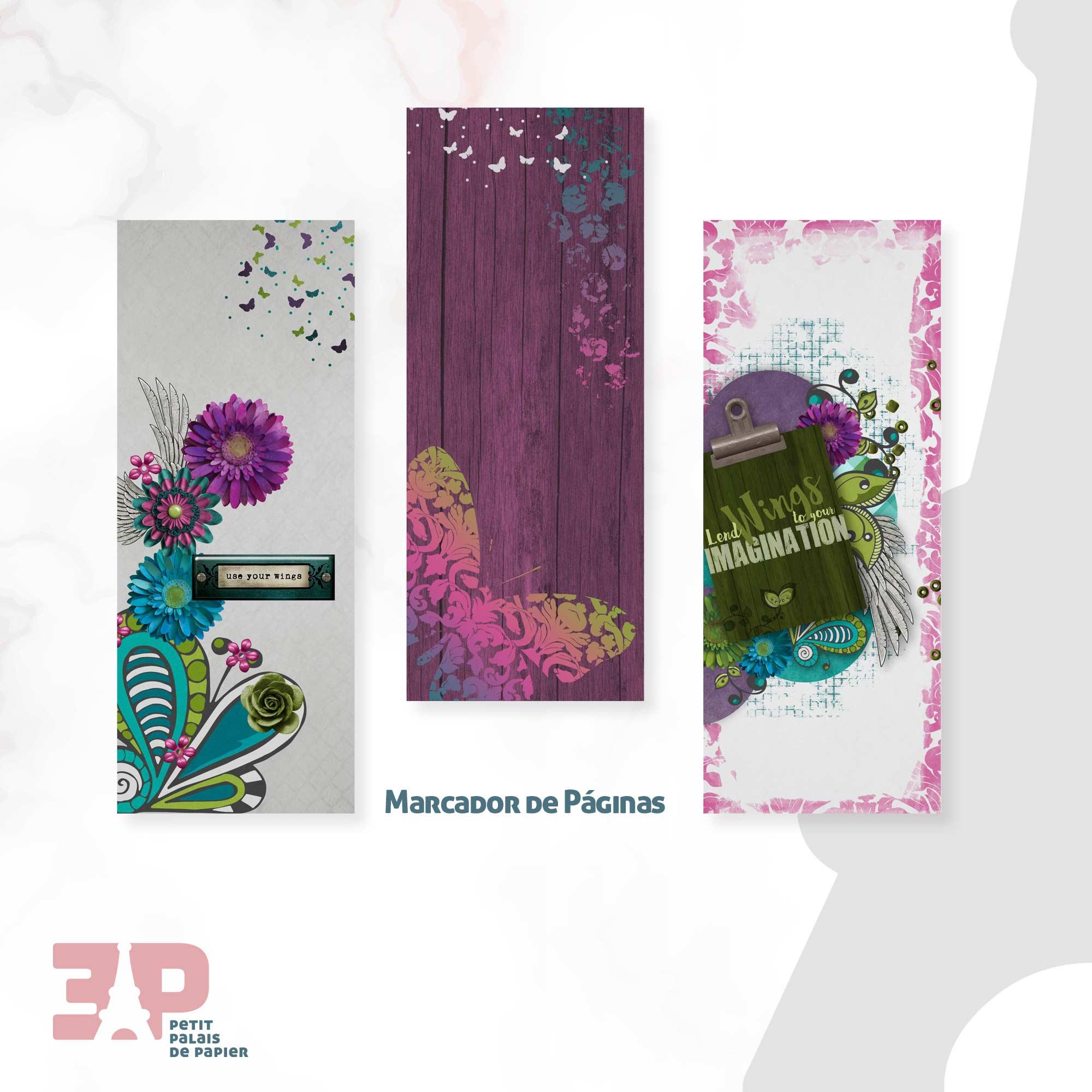 Planner - Liberte-se  - Petit Palais de Papier