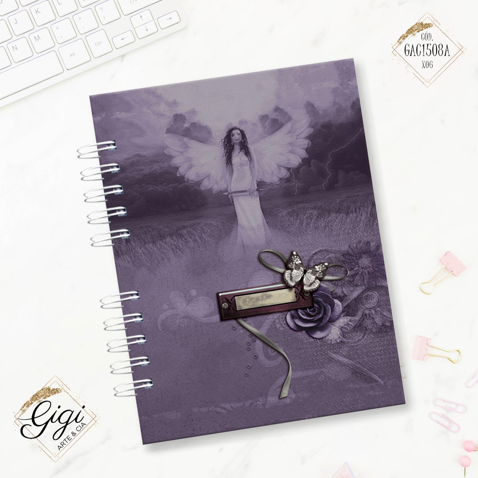 Planner - Liberte-se  - Gigi Arte e Cia
