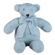 Urso de Tricot Grande - 45 cm