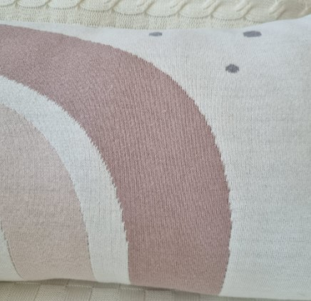 Almofada  Arco-íris