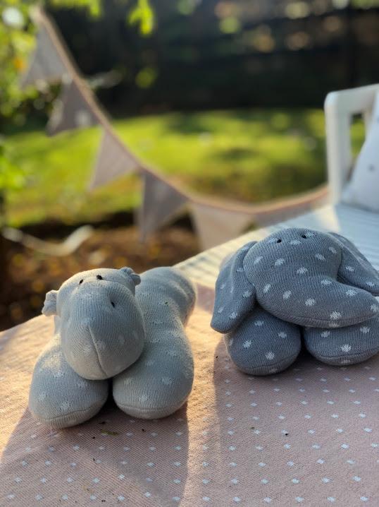Mini Hippo Rian Tricot