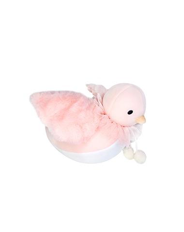 Passarinho de Pelúcia Baby (Lúdico)