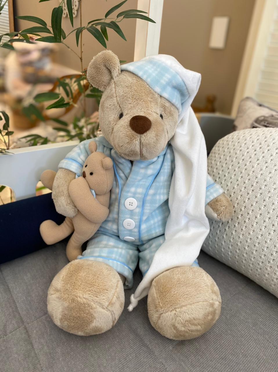 Urso de Pelúcia Bob Preguicinha