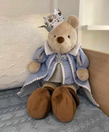 Urso de Pelúcia Bob Rei 3