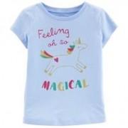 Camiseta Unicórnio Glitter