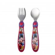 Colher e Garfo Mickey - Disney