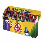 Giz de Cera Crayola - 96 cores