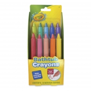 Giz para Banho Crayola - 10 cores
