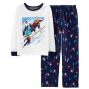 Pijama 2 Peças Esqui