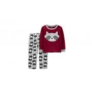 Pijama 2 Peças Raposa   2 anos