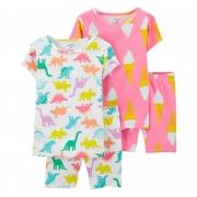 Pijama 4 peças dinossauro | 24 meses