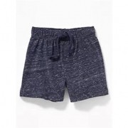 SHORTS AZUL MESCLADO | 3-6 MESES