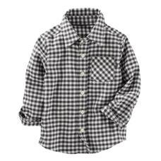 Camisa Flanela Xadrez | 24 meses